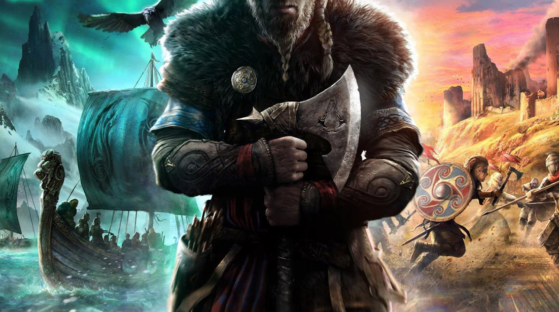 اولین عکس معرفی شده از بازی Assassin's creed valhalla