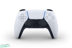 دسته ی کنسول PS5 به نام DualSense