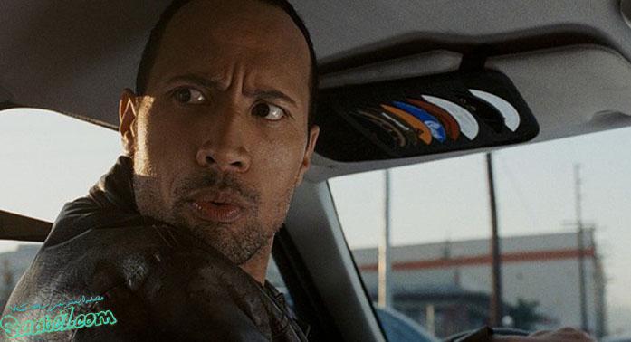 نقش آفرینی جانسون در فیلم Race to Witch Mountain