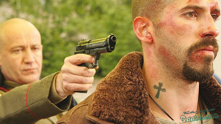 اسکات ادکینز در فیلم Undisputed III Redemption