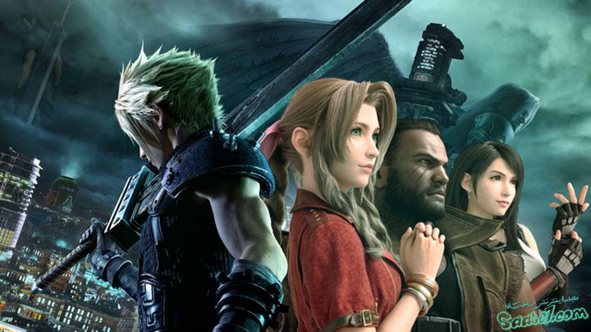 شخصیت های قابل بازی Final Fantasy VII Remake