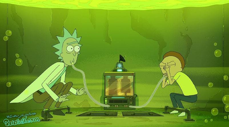 سریال Rick and Morty فصل چهارم قسمت هشتم