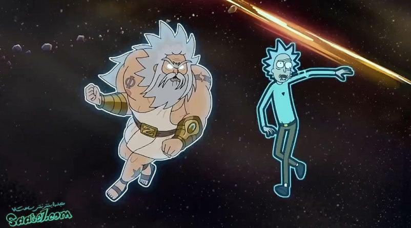 سریال Rick and Morty فصل چهارم قسمت نهم