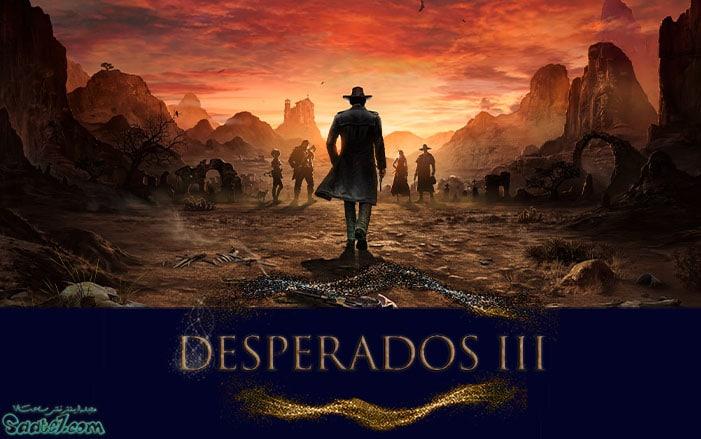 بهترین بازی های سال 2020 / Desperados III