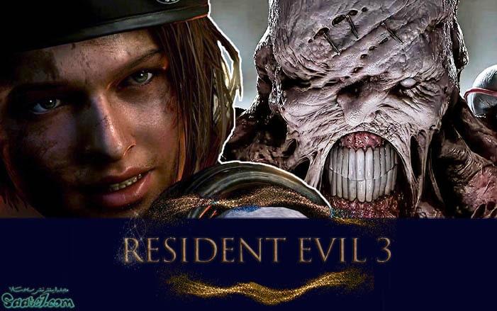 بهترین بازی های سال 2020 / Resident Evil 3