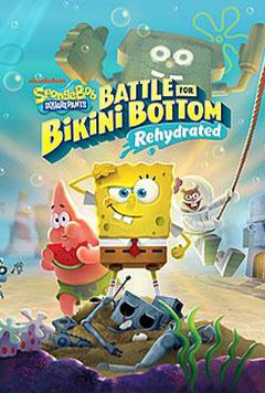بازی SpongeBob SquarePants Rehydrated