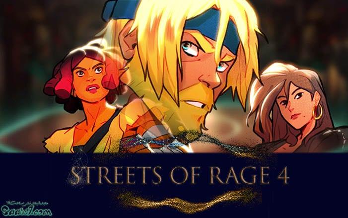 بهترین بازی های سال 2020 / Streets of Rage 4