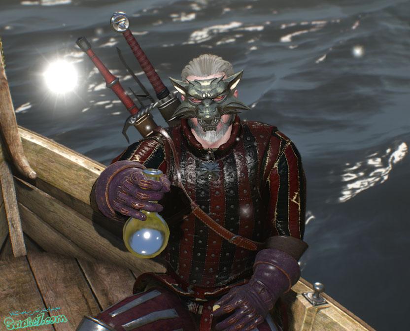 راهنمای The Witcher 3 / مرحله The Isle of Mists