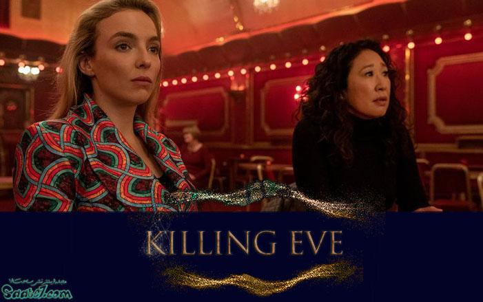 بهترین سریال ها killing Eve