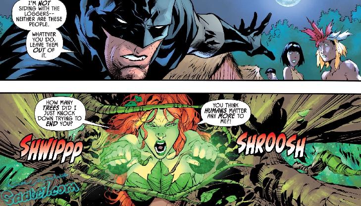 معرفی Poison Ivy