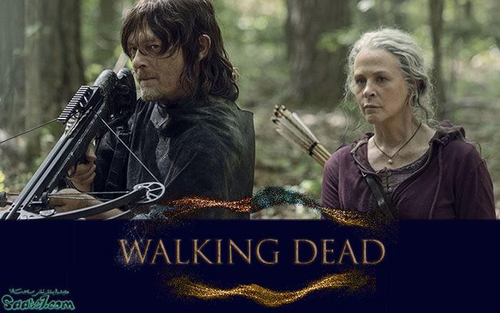 بهترین سریال ها walking dead
