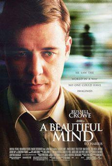 بررسی فیلم A beautiful Mind