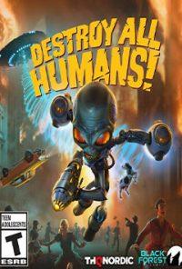 بازی Destroy All Humans