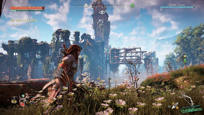 بررسی بازی Horizon Zero Dawn