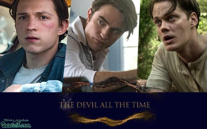 برترین فیلمهای سینمایی سال 2020 / فیلم The Devil All the Time (نمره: 80)