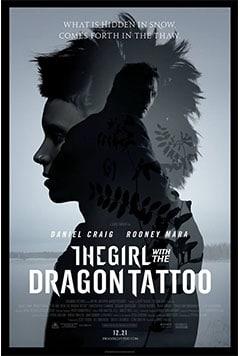 فیلم The Girl with Dragon Tattoo