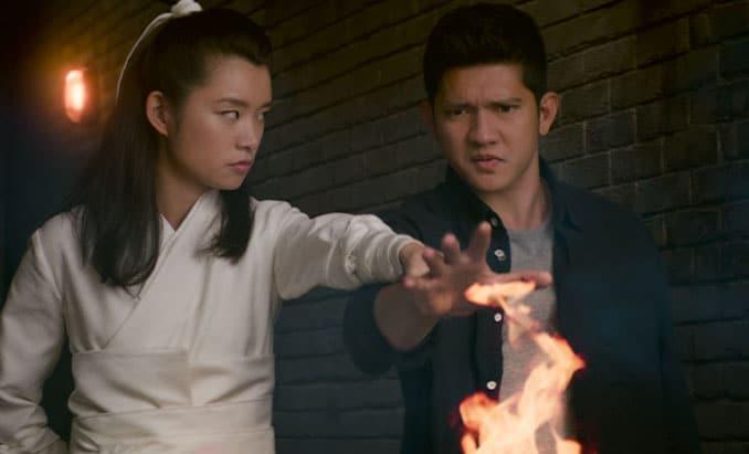 بررسی سریال Wu Assassins