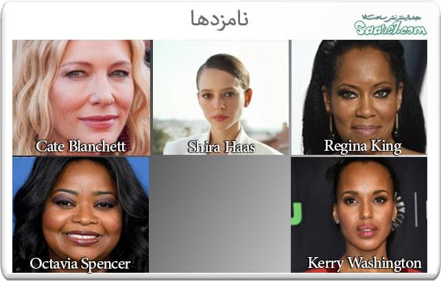 نامزدهای بهترین بازیگر نقش اصلی زن مینی سریال یا فیلم تلوزیونی در امی 2020