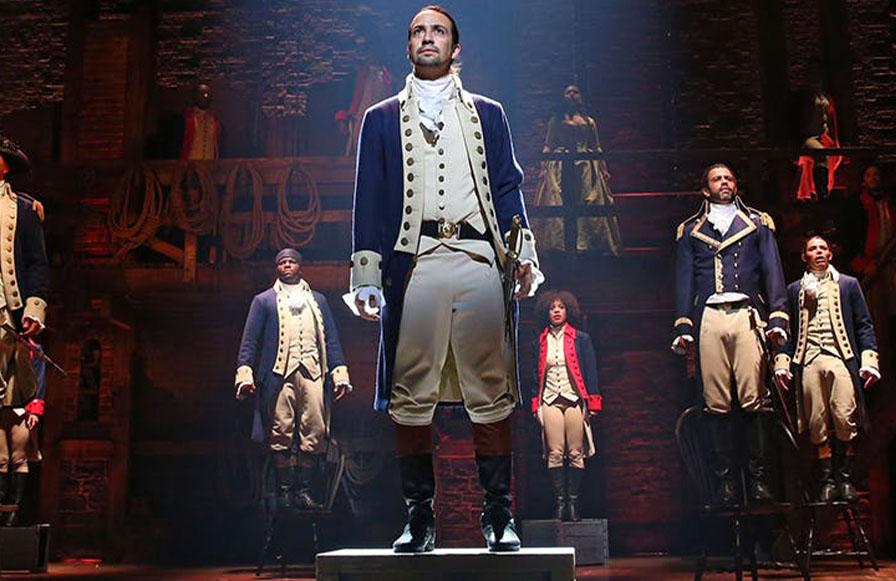 بررسی فیلم Hamilton