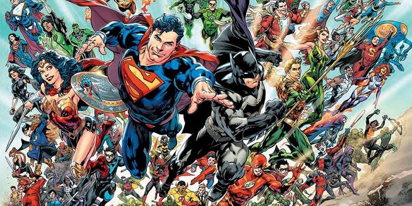شخصیت های مهم DC
