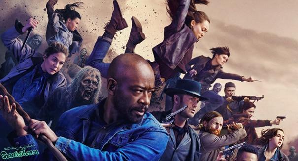 سریال Fear the Walking Dead (فصل ششم)