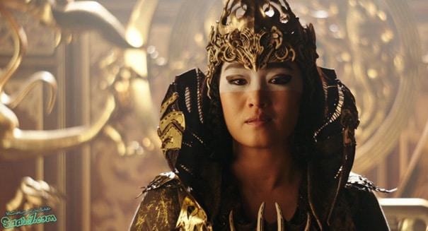 Gong Li در نقش ژان لانگ
