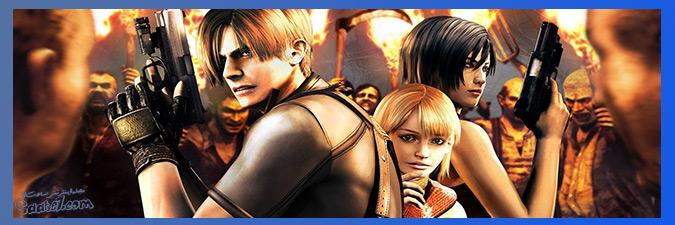 Resident Evil 4 / محصول سال 2005