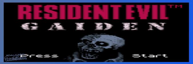 Resident Evil Gaiden / محصول 2001