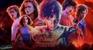 سریال Stranger Things (چیزهای عجیب) (فصل چهارم)