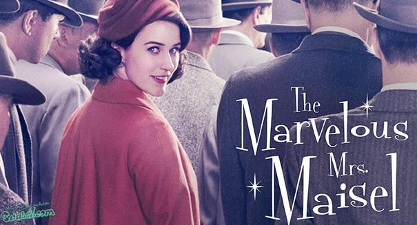 سریال The Marvelous Mrs. Maisel (خانم میزل شگفتانگیز) (فصل چهارم)