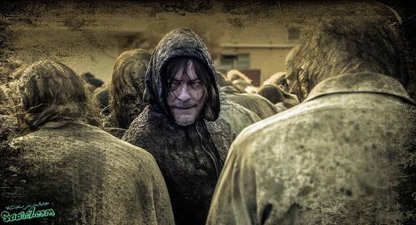 سریال The Walking Dead (مردگان متحرک) (قسمت های پایانی فصل دهم)