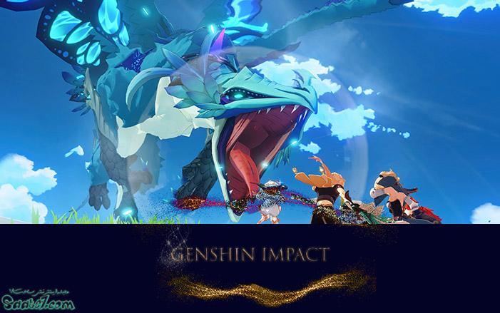 بهترین بازیهای 2020 /Genshin impact
