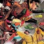 معرفی گروه Teen Titans | آشنایی با گروه تایتانهای نوجوان