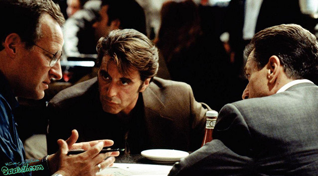 هفت فیلم برتر آل پاچینو / Heat
