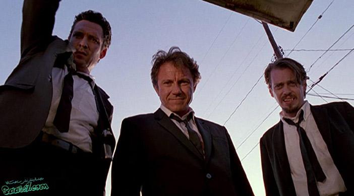 هفت فیلم برتر کوئنتین تارانتینو / Reservoir-Dogs
