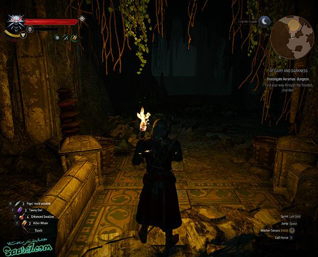 راهنمای The Witcher 3 / ماموریت فرعی Of Dairy and Darkness