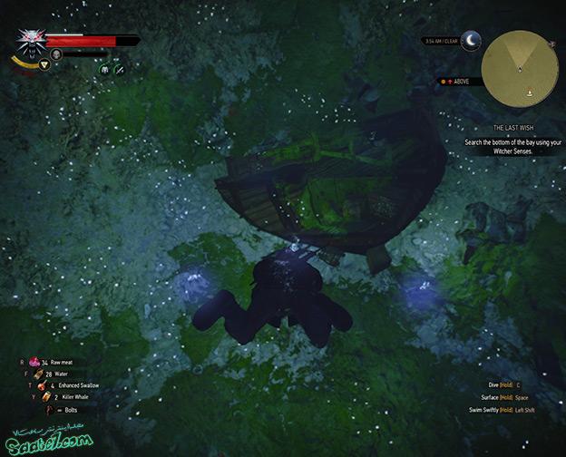 راهنمای The Witcher 3 / ماموریت فرعی The Last Wish