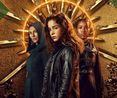 بررسی سریال Warrior Nun فصل اول