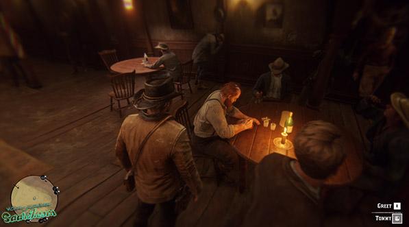 راهنمای بازی Red Dead Redemption 2 / مرحله : A Quiet Time