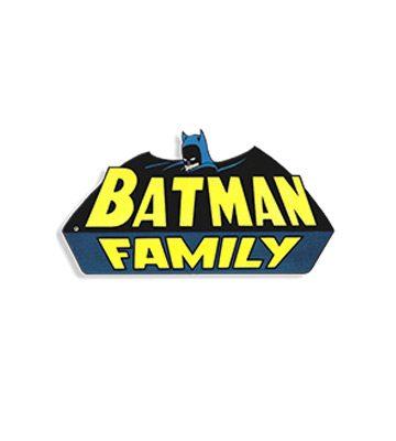 معرفی اعضای Bat-Family
