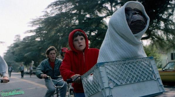 معرفی هفت فیلم برتر استیون اسپیلبرگ / E.T.-The-Extra-Terrestrial