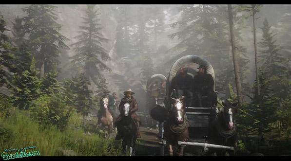 راهنمای بازی Red Dead Redemption 2 / مرحله : Eastward Bound