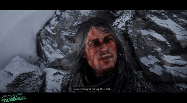 راهنمای بازی Red Dead Redemption 2 / مرحله : Enter, Pursued by a Memory