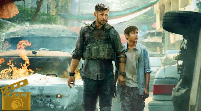 بهترین فیلم های اکشن سال ۲۰۲۰ /Extraction