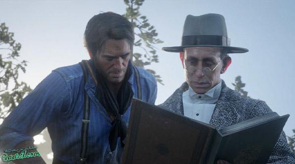 راهنمای بازی Red Dead Redemption 2 / مرحله : Money Lending and Other Sins