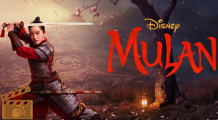 بهترین فیلم های اکشن سال ۲۰۲۰ / Mulan