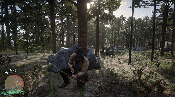 راهنمای بازی Red Dead Redemption 2 / مرحله : Paying a Social Call