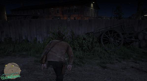 راهنمای بازی Red Dead Redemption 2 / مرحله : PouringForth Oil – II
