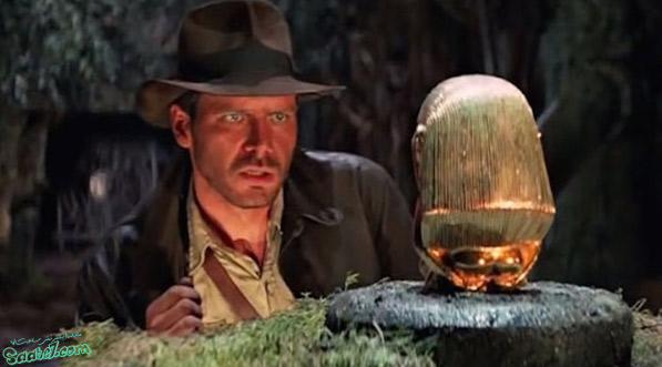 معرفی هفت فیلم برتر استیون اسپیلبرگ / Raiders-of-the-Lost-Ark