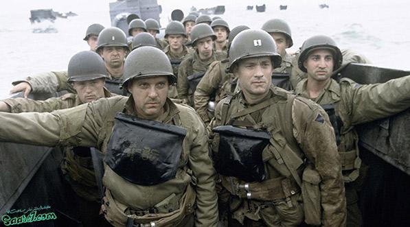 معرفی هفت فیلم برتر استیون اسپیلبرگ / Saving-Private-Ryan